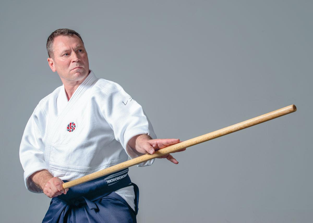 Trainer René Schwalbe - 3. Dan