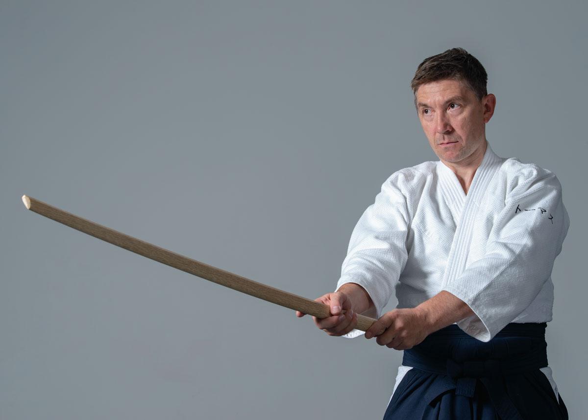 Trainer Tomasz Ludian - 1. Dan